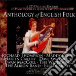 Anthology of english folk - 36 brani fam cd musicale di Folk gran bretagna