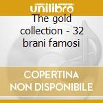The gold collection - 32 brani famosi cd musicale di John Holt
