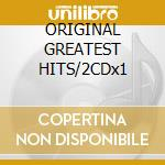 ORIGINAL GREATEST HITS/2CDx1 cd musicale di ROCKETS