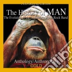 The history of man cd musicale di Man