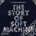 The story of soft machine - 26 brani famosi cd musicale di Machine Soft