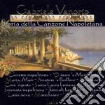 Storia della canzone napoletana cd musicale di Gabriele Vanorio