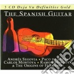 The spanish guitar-a.v.-5cd 06 cd musicale di ARTISTI VARI