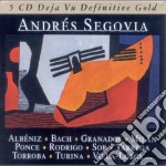 AndrŽs Segovia cd musicale di ARTISTI VARI
