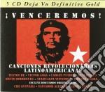 VENCEREMOS!-CANZ.RIVOLUZ./5CD cd musicale di ARTISTI VARI