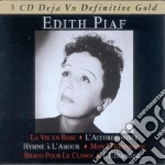 EDITH PIAF/5CD cd musicale di Edith Piaf