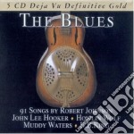 THE BLUES (BOX 5CD) cd musicale di ARTISTI VARI