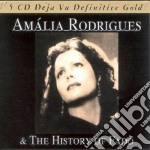 Amalia Rodriguez & the history of Fado cd musicale di Amalia Rodrigues