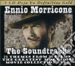 THE SOUNDTRACKS cd musicale di Ennio Morricone