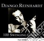 100 swinging greats! cd musicale di Django Reinhardt