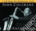 ANTHOLOGY  (BOX 5 CD) cd musicale di John Coltrane
