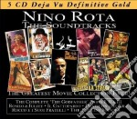 The soundtracks - the greatest movie col cd musicale di Nino Rota