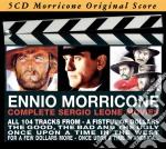 Complete sergio leone movies - tutte le cd musicale di Ennio Morricone