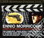 Complete mafia gangster movies - le colo cd musicale di Ennio Morricone