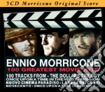 100 greatest movie hits - 100 celebri co cd musicale di Ennio Morricone