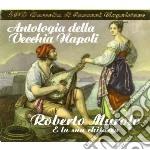 Antologia della vecchia napoli - roberto cd musicale di Roberto Murolo
