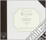 Anthology cd musicale di Count Basie