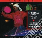 SPIRITUAL MUSIC SUFI cd musicale