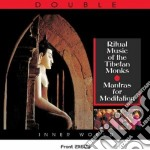 Ritual music of the tibetan monks - mant cd musicale