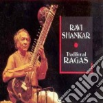 Traditional ragas cd musicale di Ravi Shankar