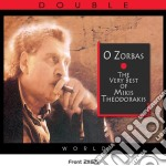 O zorbas best 2cd cd musicale di Mikis Theodorakis