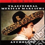 Anthology of mexican mariachi cd musicale di Miscellanee