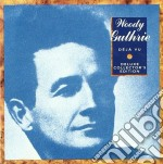 Woody guthrie - modern times cd musicale di Guthrie Woody