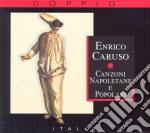 CANZONI NAPOLETANI E POPOLARI cd musicale di Enrico Caruso
