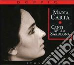 Canti della sardegna cd musicale di Maria Carta