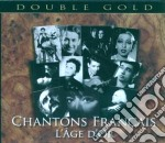 Chantons francais - l'age d'or - double cd musicale di ARTISTI VARI