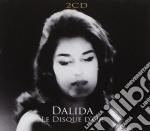 Le disques d'or cd musicale di Dalida