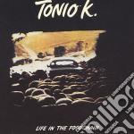 Life in the foodchain - cd musicale di K. Tonio