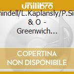 Greenwich village folk f. - cd musicale di R.shindell/l.kaplansly/p.siebe