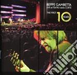 Live teatro della corte cd musicale di Beppe Gambetta