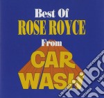 Best of from car wash cd musicale di Royce Rose
