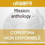 Mission: anthology - cd musicale di Lalo Schifrin