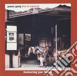 Live in concert - james gang cd musicale di James Gang