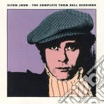 THE COMPLETE THOM BELL SESSIONS cd musicale di JOHN ELTON