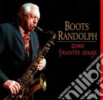 Some favorite songs cd musicale di Randolph Boots