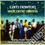 Welcome aliens cd musicale di Newton Cam