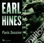Paris session cd musicale di Earl Hines