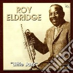Little jazz cd musicale di Roy Eldridge