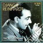 The versatile giant cd musicale di Django Reinhardt