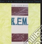DEAD LETTER OFFICE cd musicale di R.E.M.
