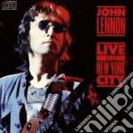 John Lennon - Live In New York City cd musicale di John Lennon