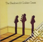 20 GOLDEN GREATS cd musicale di SHADOWS