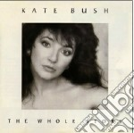 Kate Bush - The Whole Story cd musicale di Kate Bush