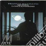 MONDI LONTANISSIMI cd musicale di BATTIATO FRANCO