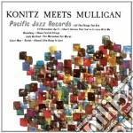 KONITZ MEETS MULLIGAN cd musicale di KONITZ LEE & MULLIGAN GERRY