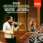 Bach - Mutter Anne-sophie - Concerti Per Violini cd musicale di BACH